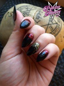 Long Nails Fetish Findom